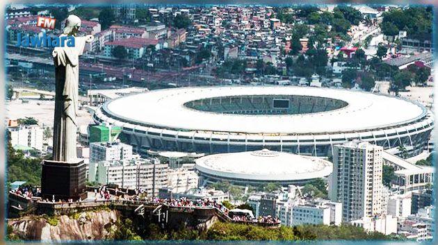 لمساعدة مرضى كورونا: البرازيل تحول ملعب ماراكانا لمستشفى مؤقت