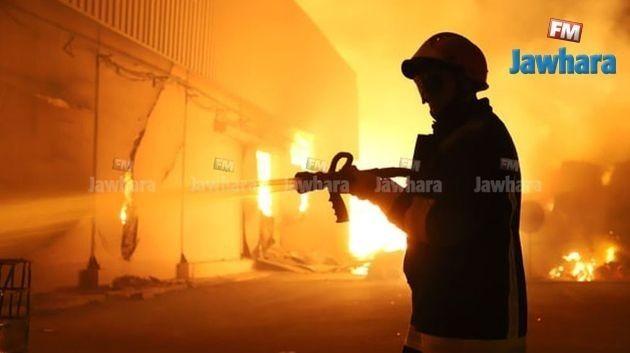أبطال الحماية المدنية: جنود على خط النار