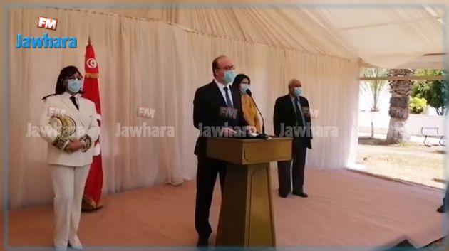 الفخفاخ من سوسة : نحو استئناف نشاط القطاع السياحي في جويلية