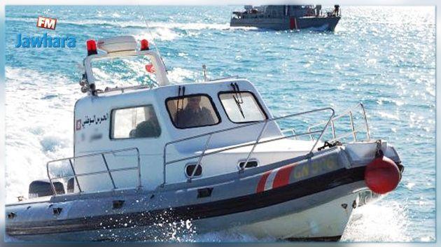 إحباط 4 عمليات اجتياز للحدود البحرية خلسة والقبض على 117 شخصا