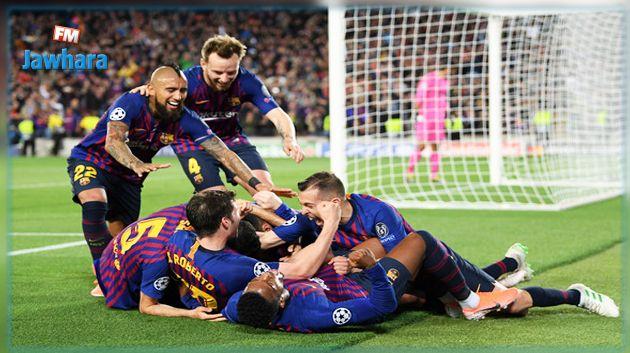 برشلونة يستعد للتخلي عن 6 لاعبين