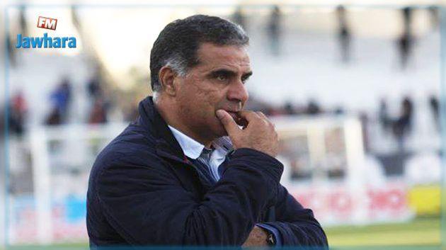 غازي الغرايري يجدد عقده مع الحمرية الإماراتي