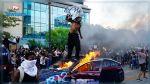 مدن أمريكية تفرض حظر التجول لوقف الاحتجاجات