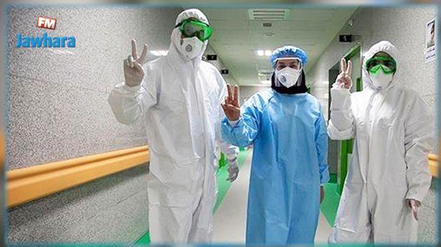10 حالات شفاء جديدة من فيروس كورونا