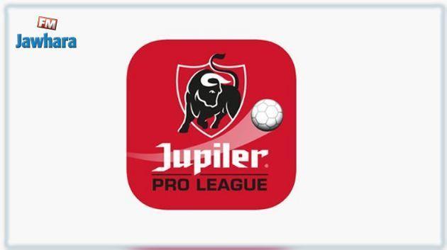 إخضاع لاعبي الدوري البلجيكي لاختبارات كورونا