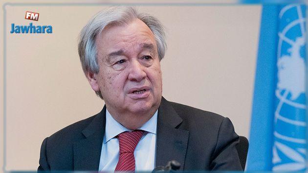 ليبيا: الأمين العام للأمم المتحدة يبحث هاتفيا مع السرّاج وحفتر آخر التطورات