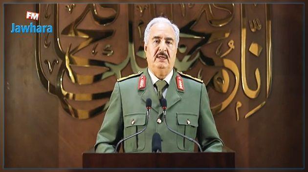 ليبيا: جيش حفتر يواصل إغلاق حقول النفط والموانئ