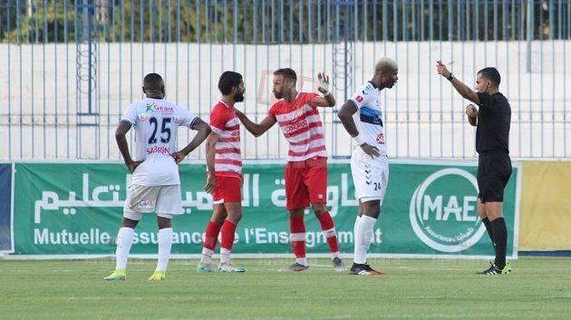 مباراة الإتحاد المنستيري و النادي الإفريقي (صور المنذر بن يزة)