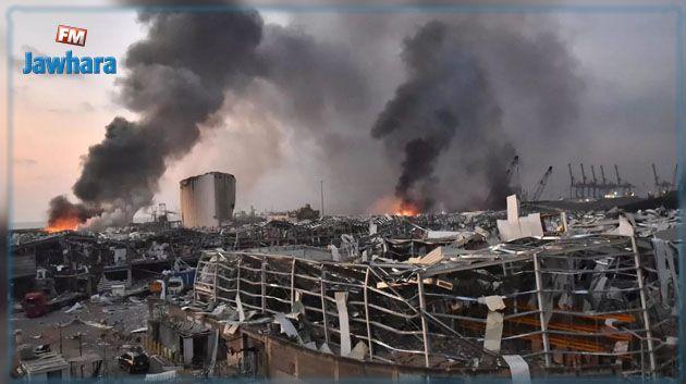 مواطنون من جنسيات عربية بين ضحايا انفجار بيروت