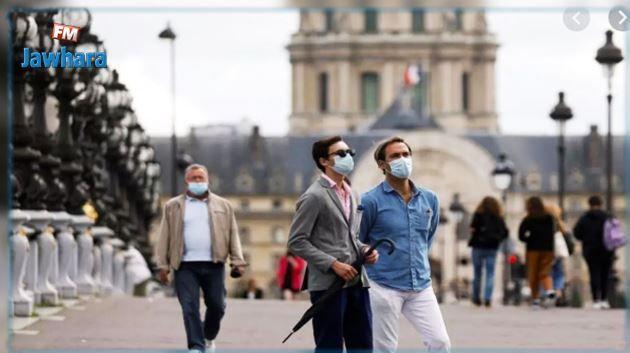 فرنسا: 10 آلاف إصابة جديدة و46 وفاة بفيروس كورونا في يوم واحد