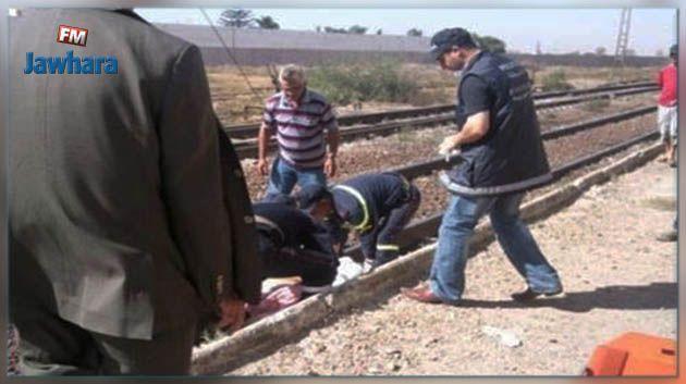 بوعرقوب: وفاة رجل دهسا بالقطار