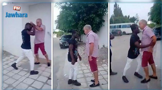 الاعتداء بالعنف على عامل ايفواري : المُؤجر يوضّح (فيديو)