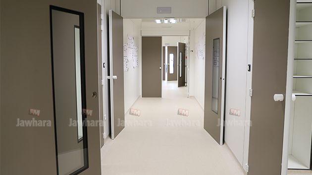 بخبرات تونسية ومواصفات عالمية: إنجاز مركز جديد للأمراض الجرثومية والمعُدية بمستشفى فرحات حشاد