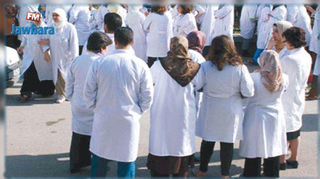الممرّضون في اضراب عام