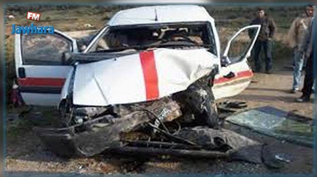 حادث مرور خلف 6 قتلى في نابل : بطاقة إيداع بالسجن في شأن صاحب السّيارة الخاصّة