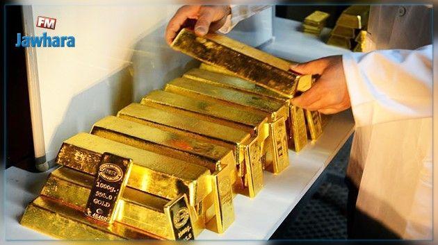 الذهب يتجه نحو تسجيل أكبر انخفاض شهري منذ أربع سنوات