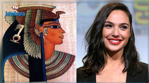 ممثلة إسرائيلية تثير الجدل بسبب إختيارها لتجسيد دور كليوباترا