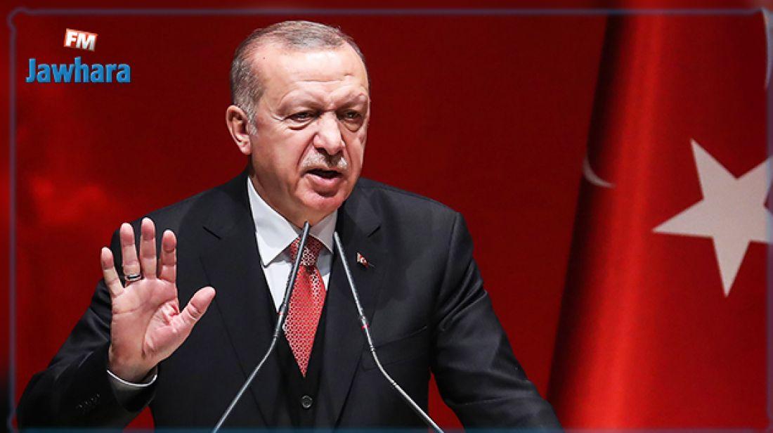 أردوغان يرد على حملات الإساءة للنبي بطريقة خاصة جدا (فيديو)