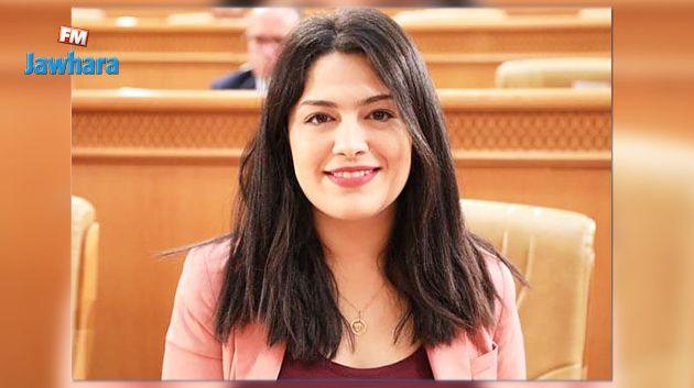 نسرين العماري تعلن استقالتها من حزب مشروع تونس