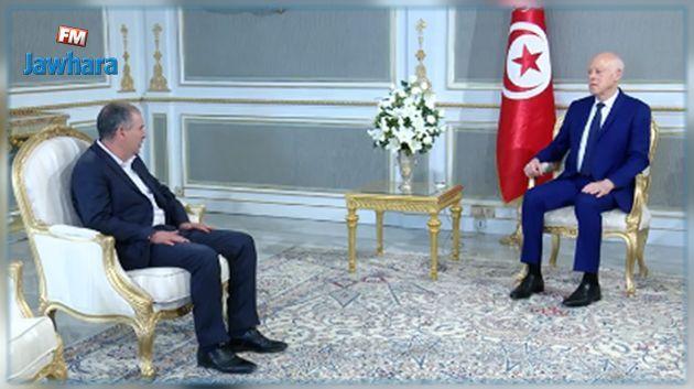 جبهة سياسية تضم رئيس الجمهورية و إتحاد الشغل : الهاروني يرد