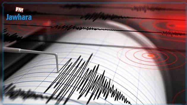 زلزال قوي يضرب جنوب تركيا