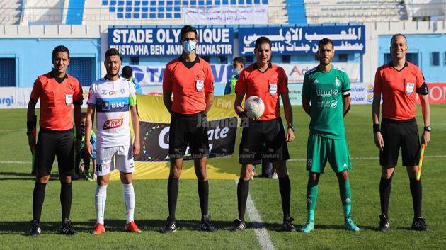 مباراة الاتحاد المنستيري وأهلي طرابلس الليبي