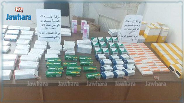 بن قردان : إحباط تهريب أدوية إلى ليبيا