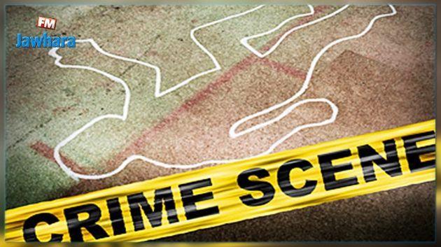 خلاف بين شخصين ينتهي بجريمة قتل أمام مقهى