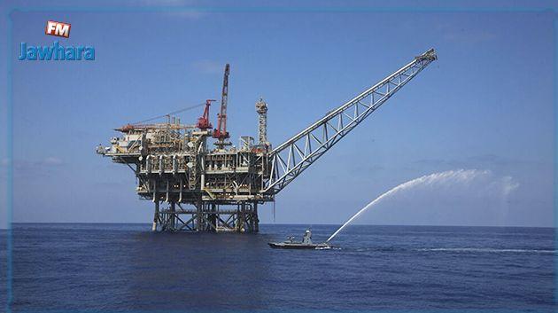 دخول الحقل النفطي
