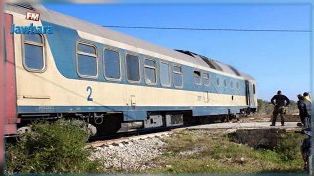 باجة: وفاة رجل دهسه قطار