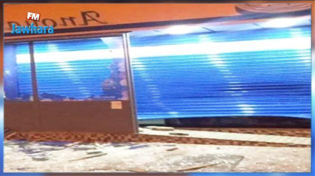 نابل: أعمال شغب ومحاولة سرقة مغازة تجارية بالحمامات