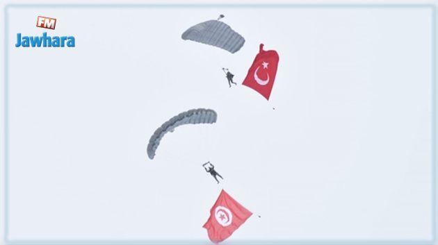 لأول مرة : تونس تُجري مناورات عسكرية مشتركة مع تركيا