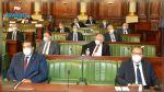الوزراء الجدد في حكومة المشيشي ينالون ثقة البرلمان