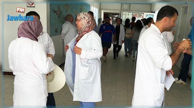 جربة : توقف الخدمات الطبية بمستشفى ميدون بعد إصابة 15 إطارا طبيا بكورونا