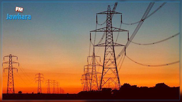 تراجع استهلاك الكهرباء في تونس
