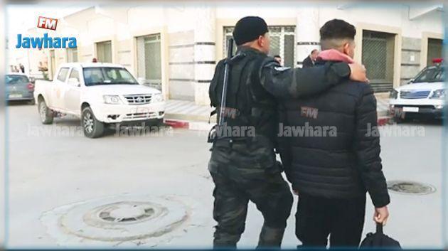 المهدية : القبض على شخص محكوم ب112 سنة سجنا