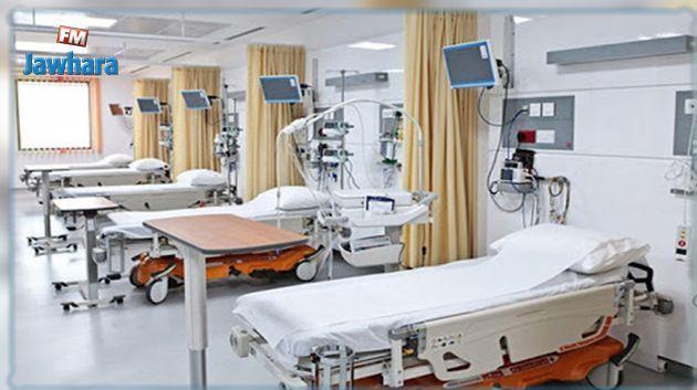 هبة أمريكية متمثلة في 30 سرير إنعاش لفائدة مستشفى في العاصمة