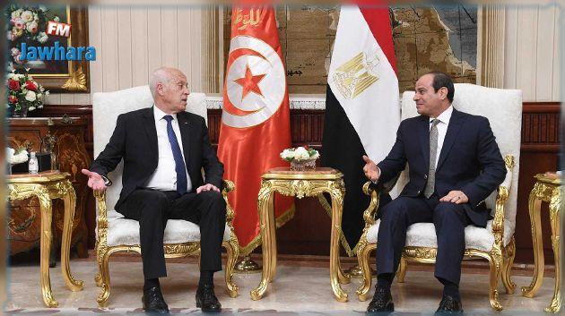 عدنان منصر: سعيّد قدّم خدمة كبرى للسيسي بزيارته إلى مصر