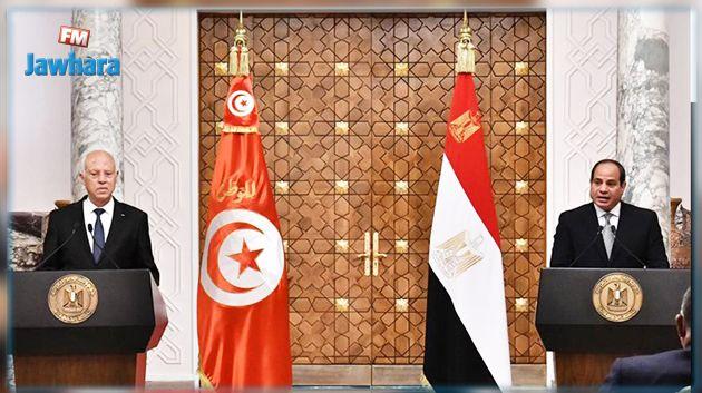 السيسي: إعلان 2021-2022 سنة للثقافة التونسية المصرية