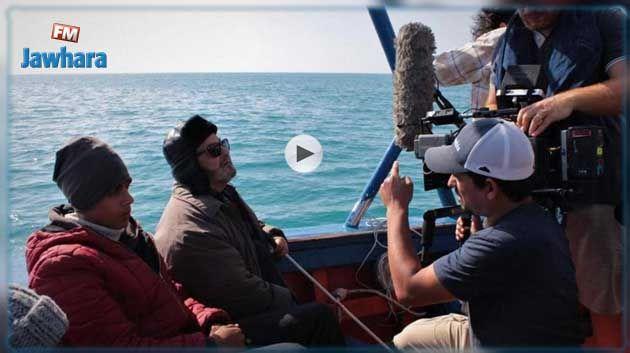 بين تونس وإيطاليا: شاهد كواليس تصوير مسلسل
