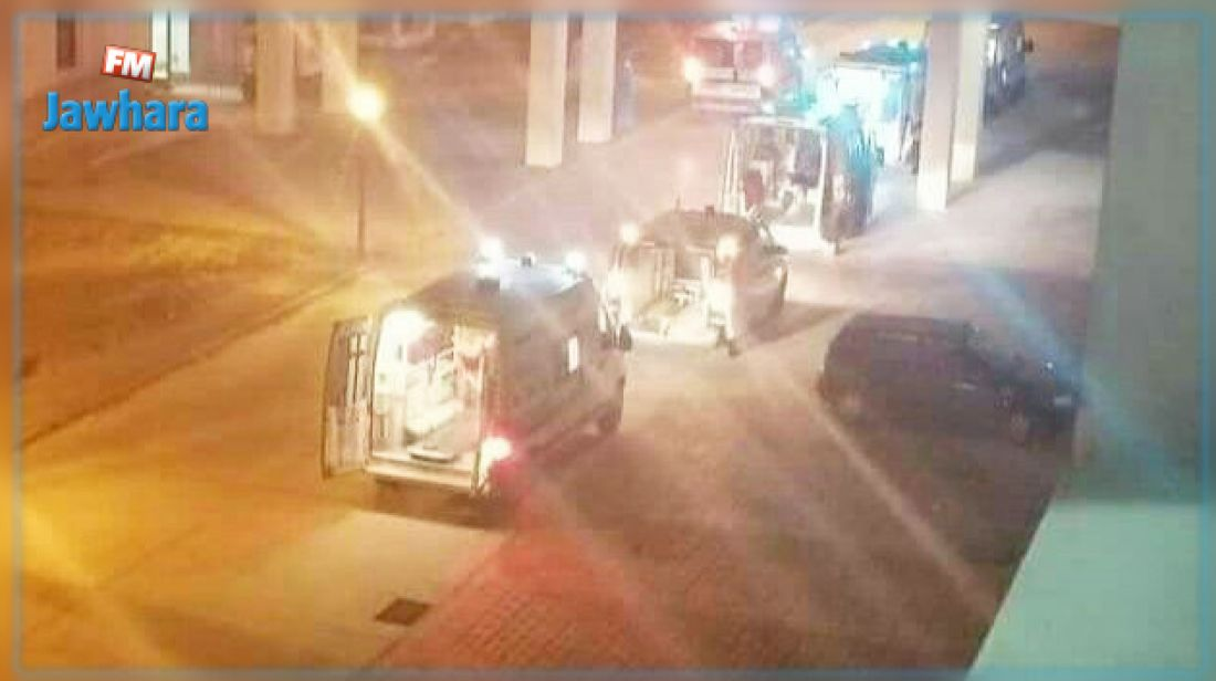 صفاقس: الاستعداد لنقل 15 مريضا إضافيا من مستشفى الهادي شاكر إلى المستشفى الميداني