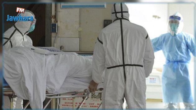 كورونا : أكثر من 100 حالة وفاة خلال يوم واحد