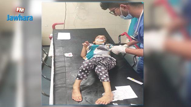 وصول أطفال مصابين الى مستشفى غزة وتوقعات بارتكاب اسرائيل مجزرة جديدة