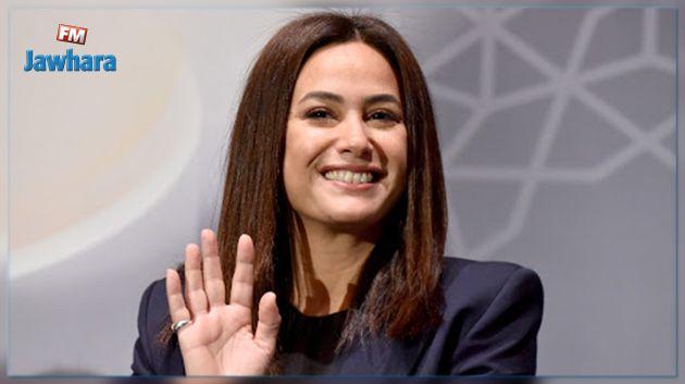 """تتويج هند صبري بجائزة أفضل ممثلة أكشن في مسلسل """"هجمة مرتدة"""" (فيديو)"""