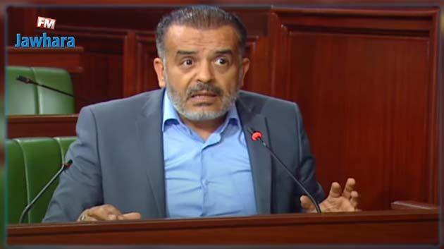 محمد الجبّالي في البرلمان: