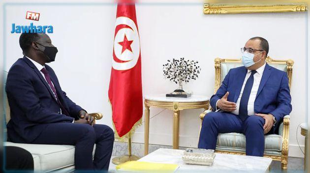 المشيشي يرحب بفكرة عقد مؤتمر دولي بتونس حول