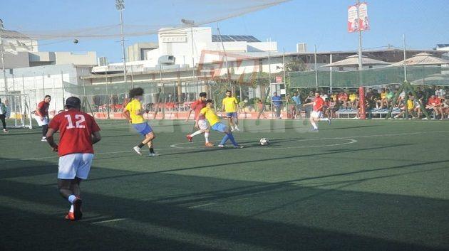 دورة الاحياء بسوسة: فوز سيدي عبد الحميد على سهلول بنتيجة 5-0 في الدور النهائي