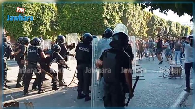 الجيلاني الهمامي: العنف أصبح قاعدة عامّة لدى حكومة المشيشي