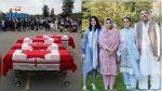 كندا: تشييع عائلة مسلمة قتلت في عملية دهس إرهابية