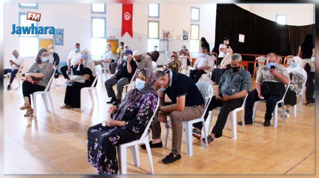 وزارة الصحة: تطعيم 35655 شخصا ضد كورونا يوم السبت 12 جوان 2021